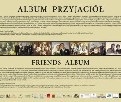 FRIENDS ALBUM EXHIBITION